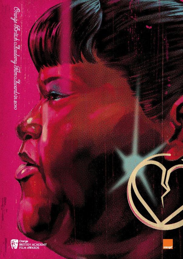 Tavis Coburn's Precious BAFTA Poster