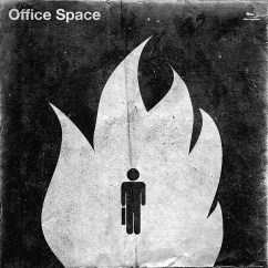 Brandon Schaefer's Office Space Movie Poster