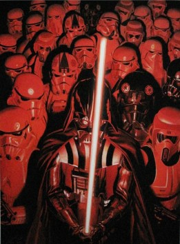 Star Wars: Visions -- Empire of Style by Alex Ross