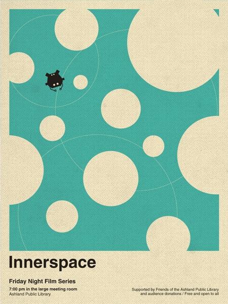 Brandon Schaefer's Interspace Movie Poster