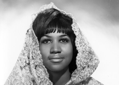 "Aretha Franklin's cover of Sam Cooke's ""A Change Is Gonna Come."""