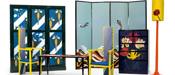 Loewe Marquetry in Leather