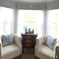 French Country Wooden Valance {Master Bedroom Makeover}