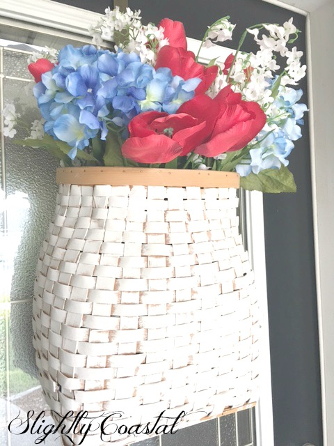 Quick and Easy 4th of July Door Decor Project
