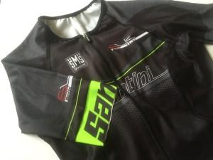 Santini SMS Sleek 2.0 Short Sleeve Tri Suit