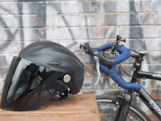 VizorX cycling face shield