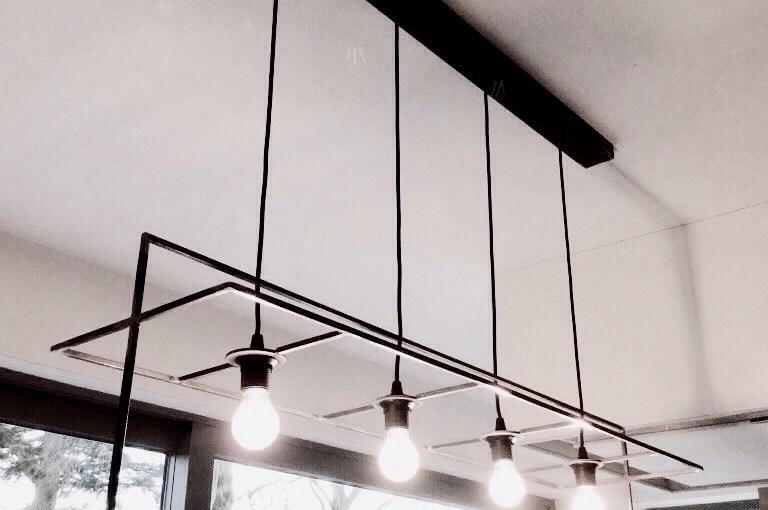 Hanglamp REKTA