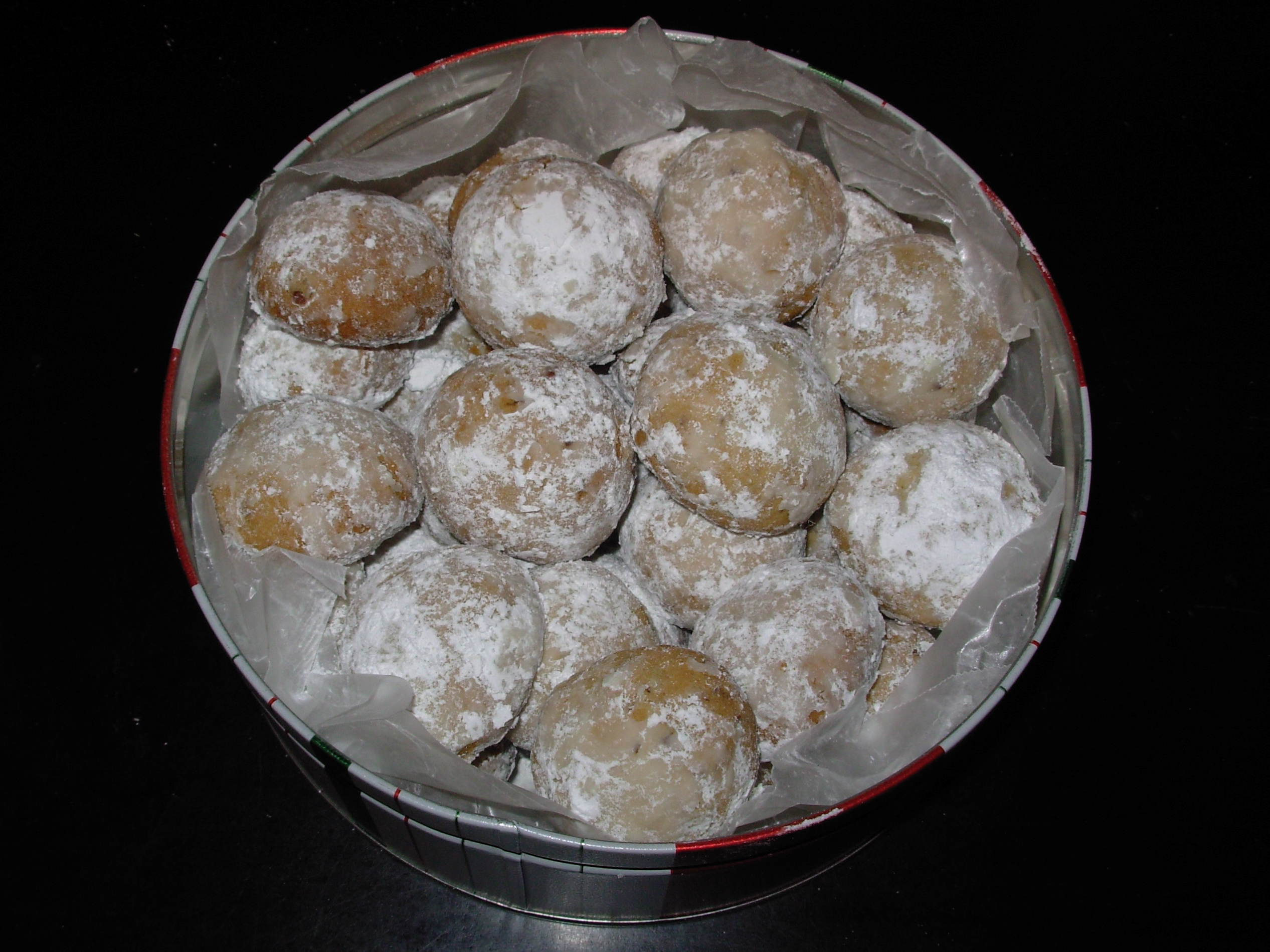You May Know Them As Mexican Wedding Balls Or Russian Tea Cookies Butterballs Are Mine And A Lot Of Peoples Favorite Cookie Theyre Tasty