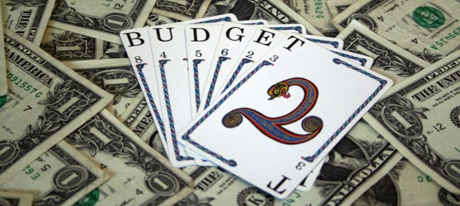 Bad Decisions 4: Budgets are a four letter word