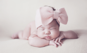 Surabaya newborn session: Kelly