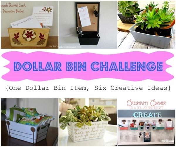Dollar Bin Challenge