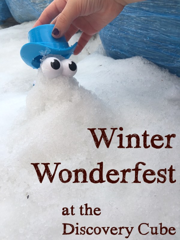 Winter Wonderfest at the Discovery Cube