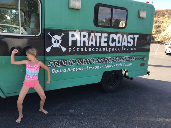 Pirate Coast Paddle Coast Paddle Company