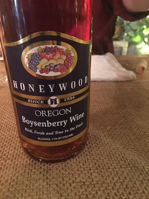 boysenberry wine