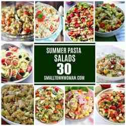 Small Crop Of Cowboy Pasta Salad
