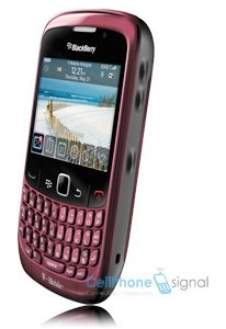 Blackberry 8520 fucsia