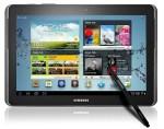 Manual filtrado del Samsung Galaxy Note 10.1 revela sus especificaciones