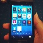 BlackBerry 10 llegaría en Marzo del 2013