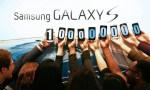Samsung vende 100 millones de smartphones Galaxy S