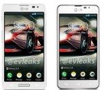 Serie Optimus F de LG: Optimus F5 y Optimus F7 aparecen en foto antes de MWC