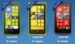 Smartphones Nokia Lumia con Windows Phone 8 llegando a México