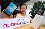 LG Optimus GK presentado: un Optimus G Pro en 5 pulgadas