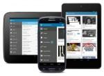 WordPress para Android actualizado con nueva interfaz de usuario