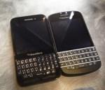 BlackBerry R10 se filtra nuevamente, esta vez comparado con el Q10