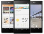 Sony Xperia Z Ultra edición Google Play disponible