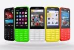 Nokia 225 oficial, con variantes SIM simple y SIM dual