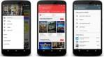 Google Play Store actualizado con historial de compras