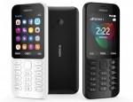 Microsoft anuncia al Nokia 222 por 37 dólares