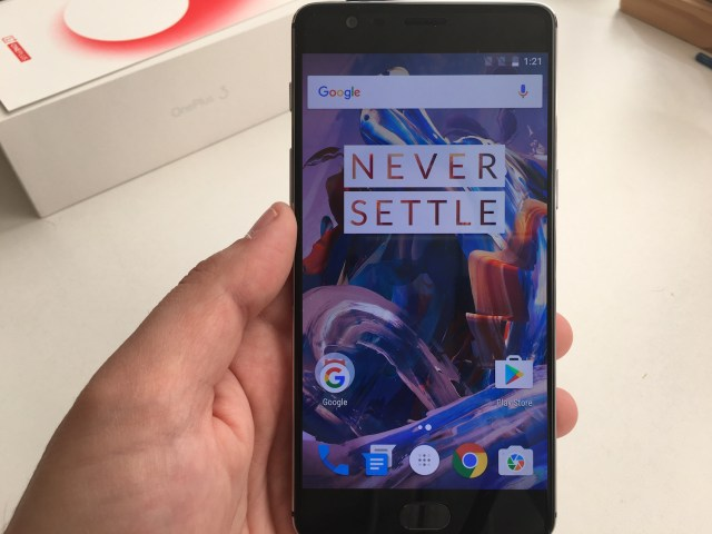 OnePlus tres preview