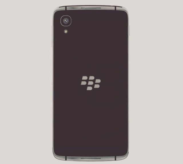 blackberry neon fundamentado en Idol 4