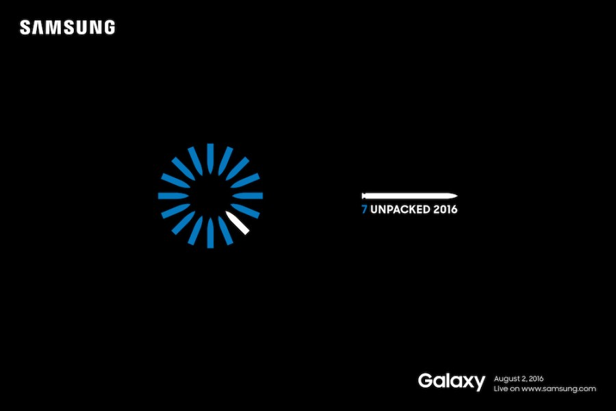 Note7 suceso Unpacked