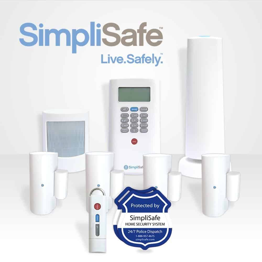 simplisafe review the best do it yourself home security system home automation reviews for. Black Bedroom Furniture Sets. Home Design Ideas