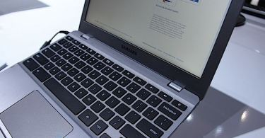 Samsung Series 5 Chromebook CES 2012 (1)