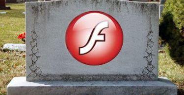 flash_is_dead