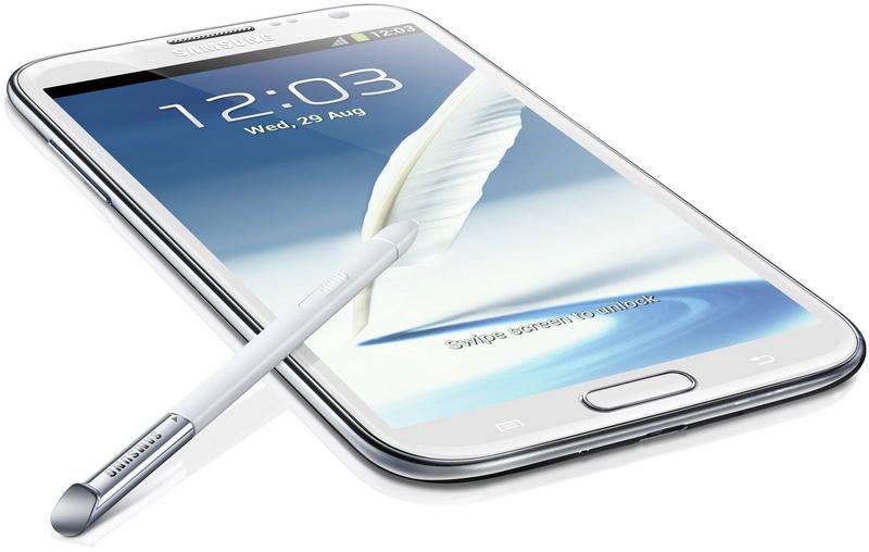 Samsung Galaxy Note 2 Produktbild