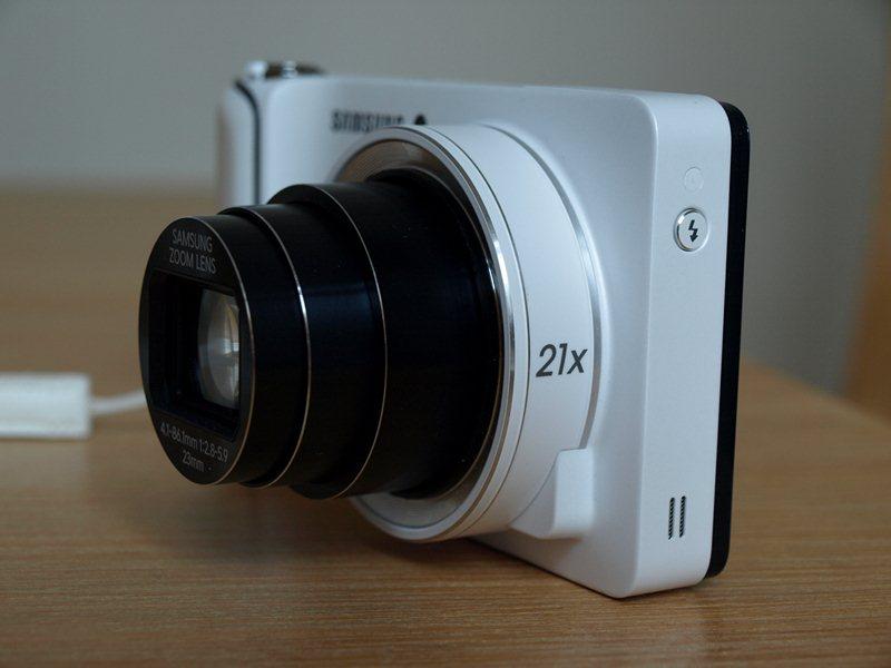 Samsung Galaxy Camera Test