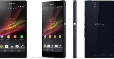 Sony Xperia Z Produktbild