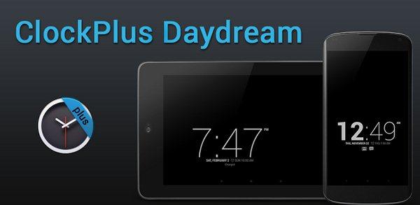ClockPlus Daydream