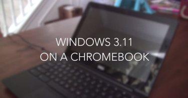 win 3.1 chromebook
