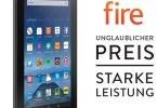 Amazon Fire Tablet 2015