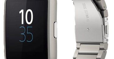 sony smart watch 3 edelstahl