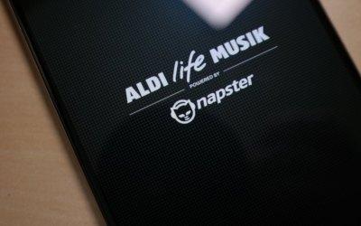 ALDI Life Musik Header