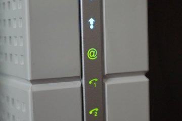 Internet DSL Kabel Header