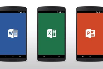 Microsoft Office Android Header