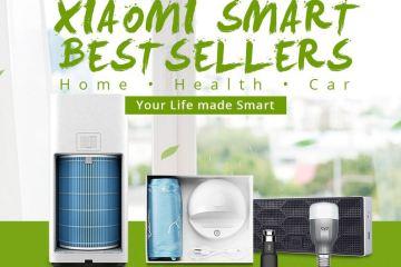 Xiaomi Smart Best Sellers GearBest
