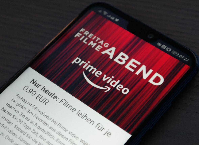Amazon Freitag-Filmeabend nur noch für Prime-Kunden